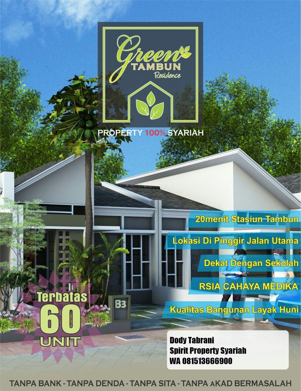 Green Tambun Residence Bekasi