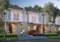 Green Village 4 Rumah 2 lantai di Cilangkap Jakarta Timur