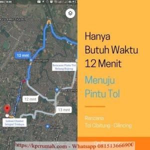 Cluster Istiqlal Tridaya Tambun Rumah Murah di Tambun Bekasi