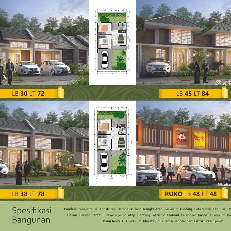 KPR Rumah di Ciwidey Bandung