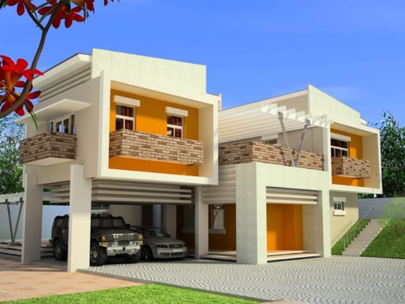 Model Rumah Minimalis Mewah