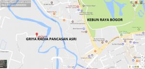 Perumahan di Bogor Griya Pancasan Asri