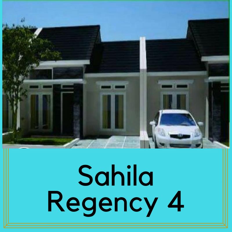 Perumahan di serpong SAHILA REGENCY 4