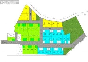 Rumah 2 Lantai di Kota Bogor dekat Transmart Studio Cinnamon Regency