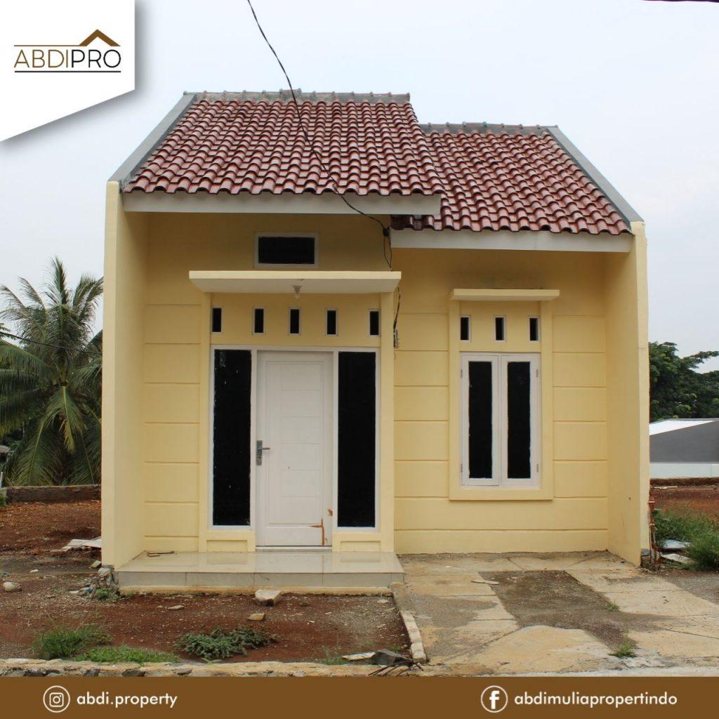Rumah di Kota Cibinong Bogor