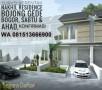 NAKHIIL Garden BOJONGGEDE KPR Rumah di Bogor