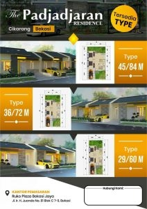 The Padjadjaran Residence Cikarang Bekasi, sebuah hunian exclusive