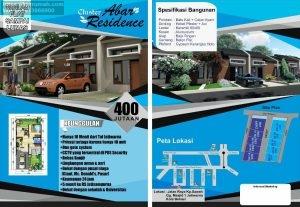 KPR Rumah di Jatiwarna Jatiasih Bekasi Abar Residence