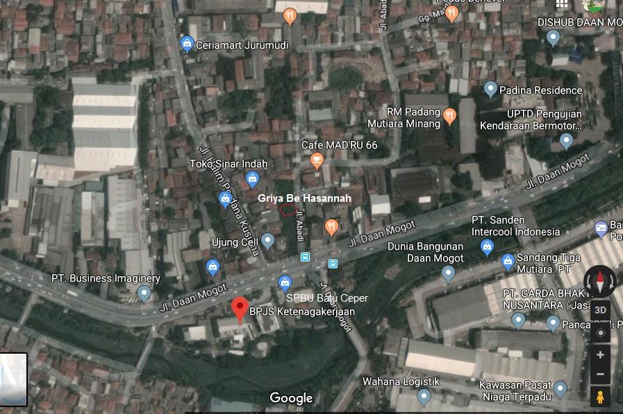 Kpr Rumah Tangerang