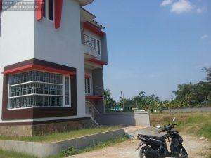 Rumah contoh Kav DPuspita Cipayung