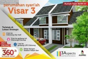 KPR Rumah Syariah Siap Huni di Tengah Kota