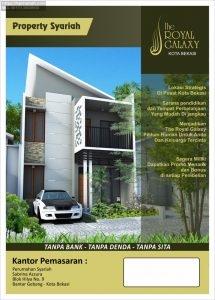 THE ROYAL GALAXY Kawasan Elite di Bekasi Selatan