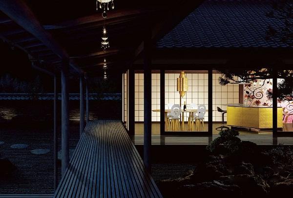 Desain Dapur Bergaya Jepang Kpr Rumah Kpr Rumah