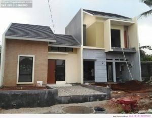 Kpr Rumah Depok Mulia Residence 2 dekat Tol Antasari