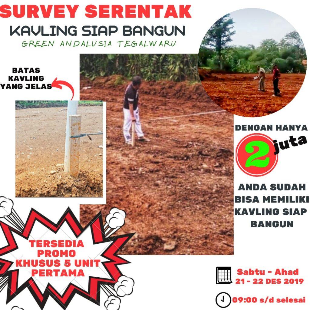 Green Andalusia Tegalwaru Bogor