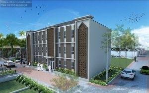 KPR Syariah di bekasi Setu 1,5km Tol Setu Maryam Residence
