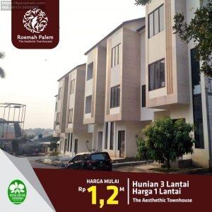 Roemah Palem Jakarta Timur Skema KPR Rumah Syariah