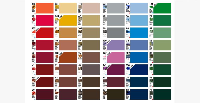 Ragam warna cat rumah