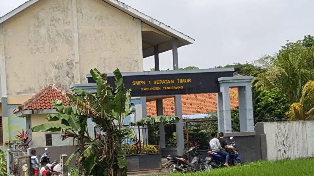 KPR Rumah di Tangerang dekat SMPN 1 Sepatan