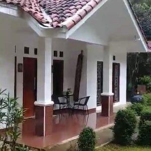 Jual Villa di Ciawi Puncak 2 Kolam Renang Full Furniture Baru Renovasi