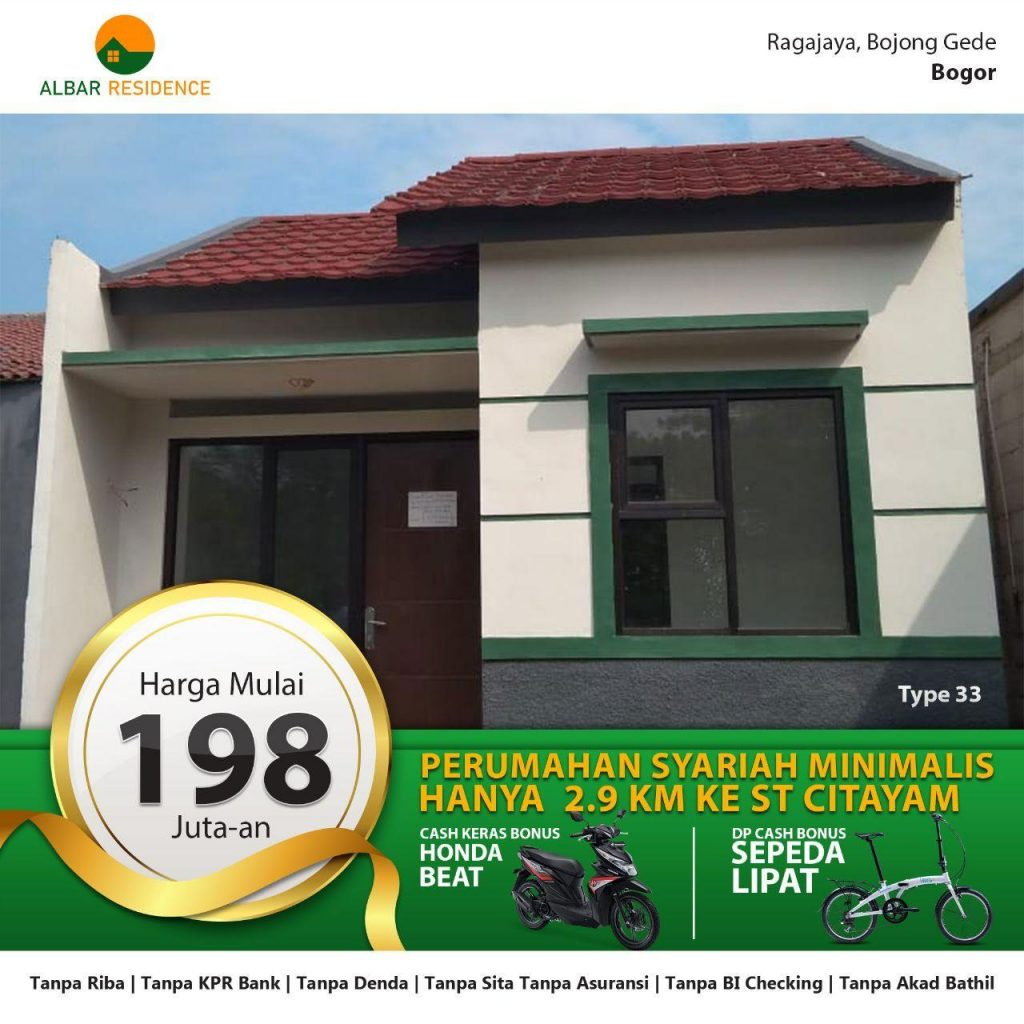 Albar Residence Citayam