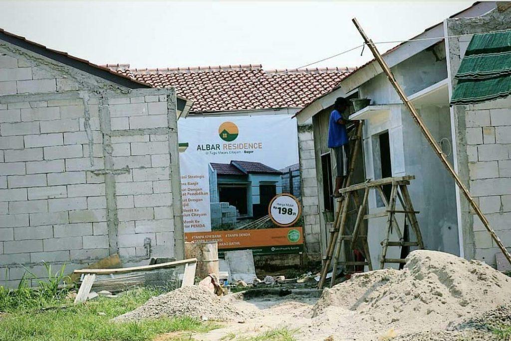 Albar Residence Citayam bojonggede