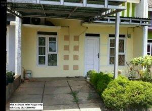 KPR Rumah Depok Asri Curug Residence Bojongsari