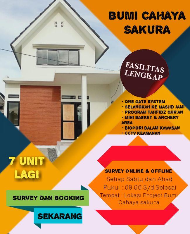 Rumah 2 Lantai Murah di Kota Bogor