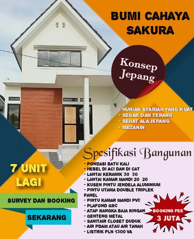 Rumah 2 Lantai di Kota Bogor