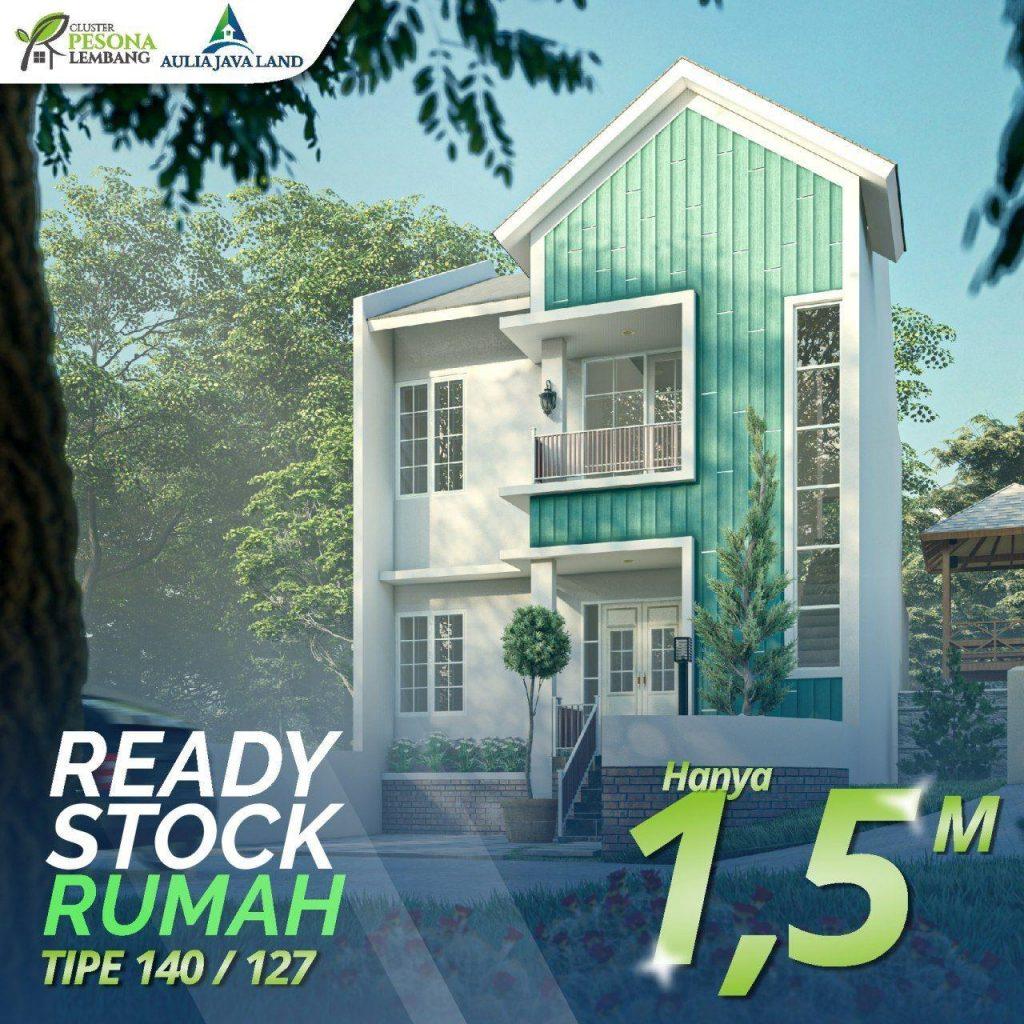 Rumah mewah Lembang