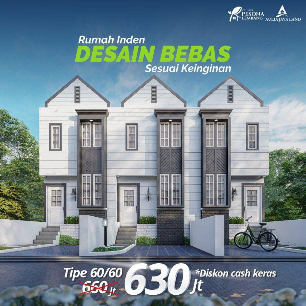 rumah di Lembang