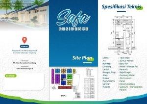 KPR Rumah Shafa Residence Balaraja Tangerang