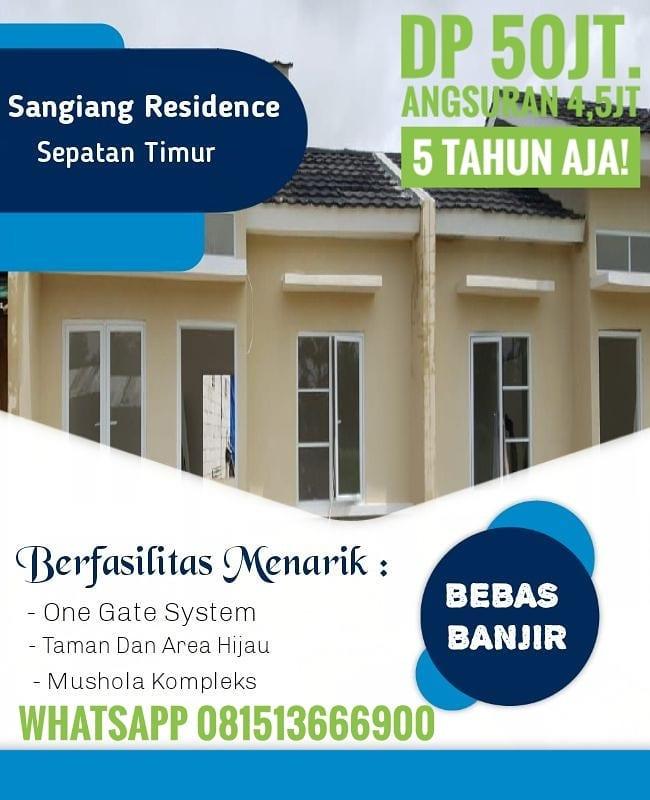 Sangiang Residence Sepatan Tangerang
