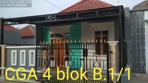 KPR Rumah di Cikarang Siap Huni Green Al Maidah 4