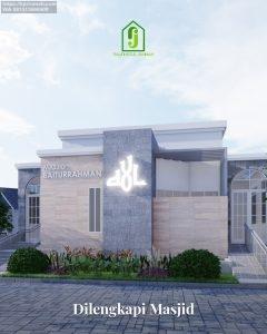 Kpr Rumah di Babelan Raudhatul Jannah Residence