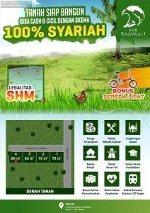 KSB Rajawali Tanah di Cimahpar Kota Bogor