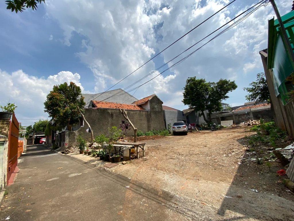 Lahan di Bintaro