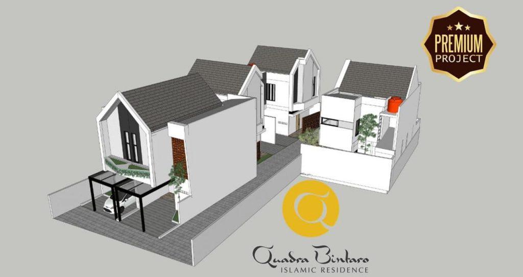 perumahan di Bintaro