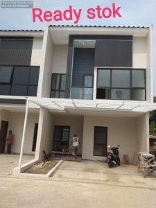 Jual Rumah Jalan Hankam Pondok Gede Jatirahayu SHM
