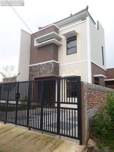Rumah Mewah Serpong Suradita Type Canyon di Jalan Utama