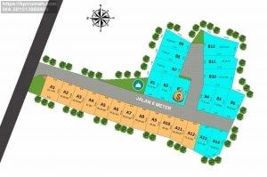 Perumahan Ilham Residence Akses Dekat 2 Stasiun Akses Tol