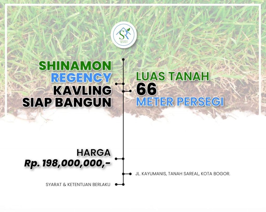 Tanah dijual Bogor Kota