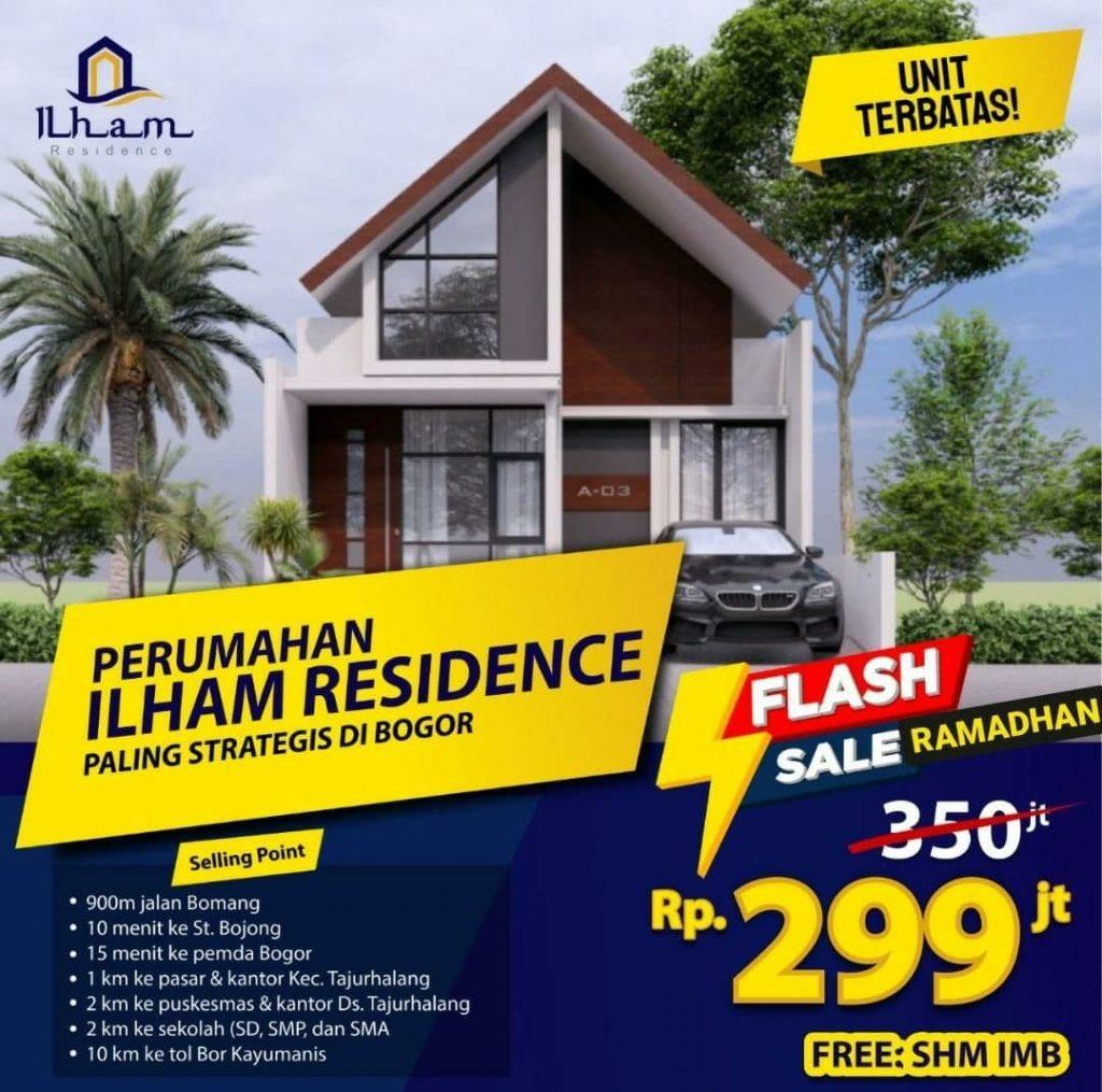 Perumahan Ilham Residence