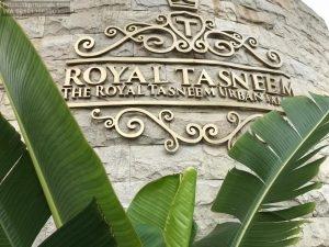 Rumah Mewah di Jakarta dengan Desain Klasik Royal Tasneem